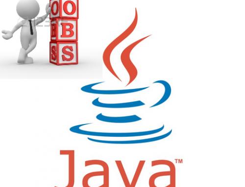 Java szoftverfejlesztő