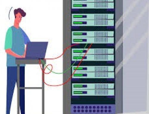 IT infrastruktúra fejlesztő