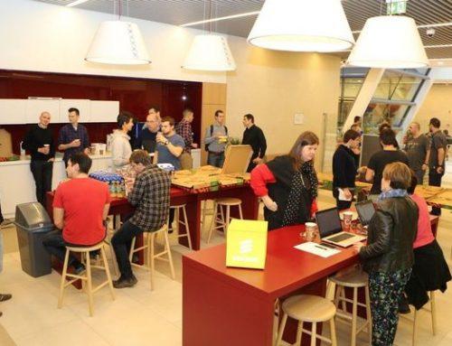 Java & Pizza meetup (2018.04.04.) @ Ericsson